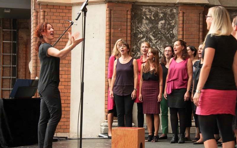 Chorallen Dresden 2016
