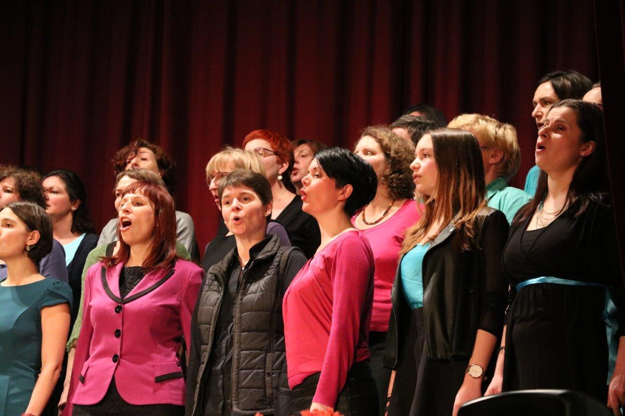 Zum ersten Mal waren wir zu Gast in Langebrück. Das Publikum und wir haben den Auftritt sehr genossen!