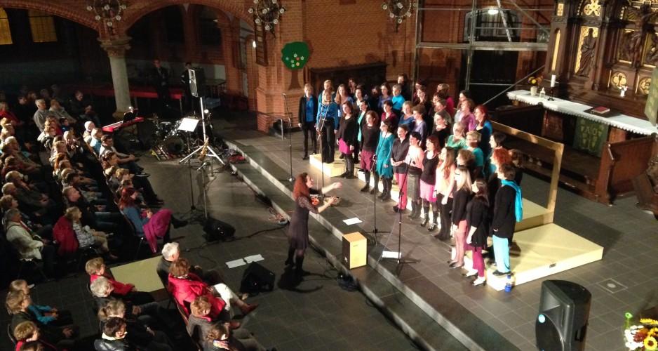 Chorallen Dresden in Chemnitz